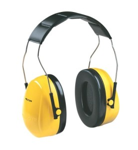 PELTOR OPTIME 98 EARMUFF HEARING PROTECTION BY 3M
