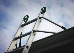 Construction Safety Equipment Roof Standouts For Ladder