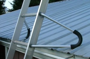 Ladder Roof Standouts steel roof