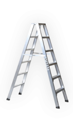 STURDY LADDER Trusted Construction Site Ladder